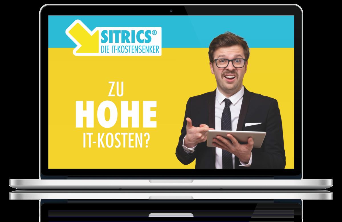 SITRICS - die IT Kostensenker