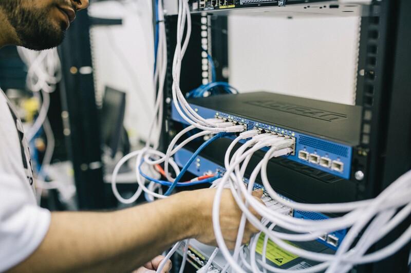 Netzwerktechnik und IT Betreuung